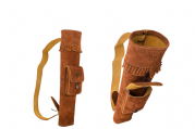 Buck Trail Small Indian Back Quiver